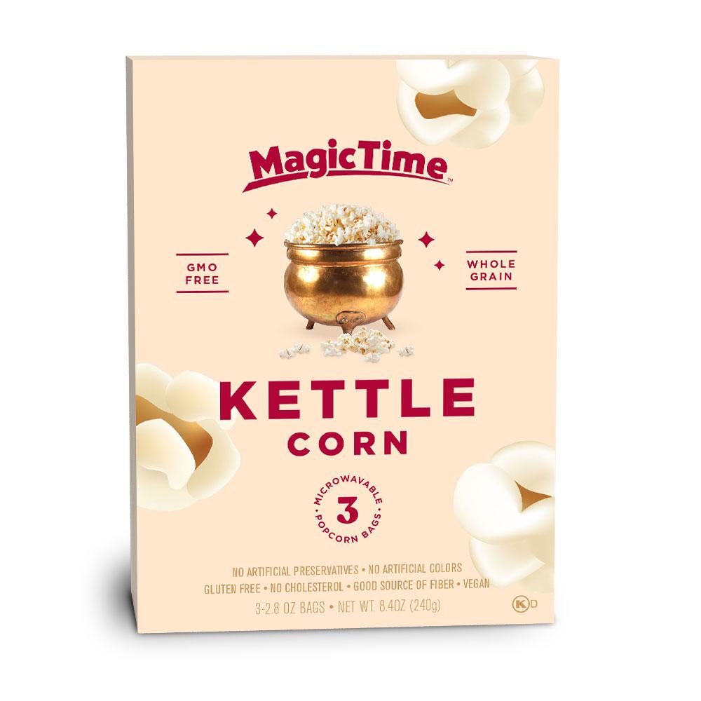 Kettle Corn Box