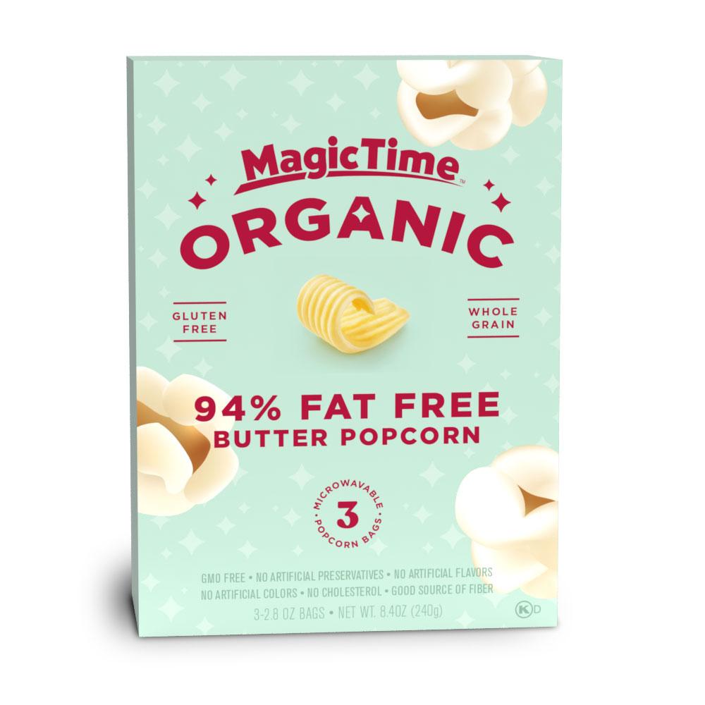 Organic 94% Fat Free Butter