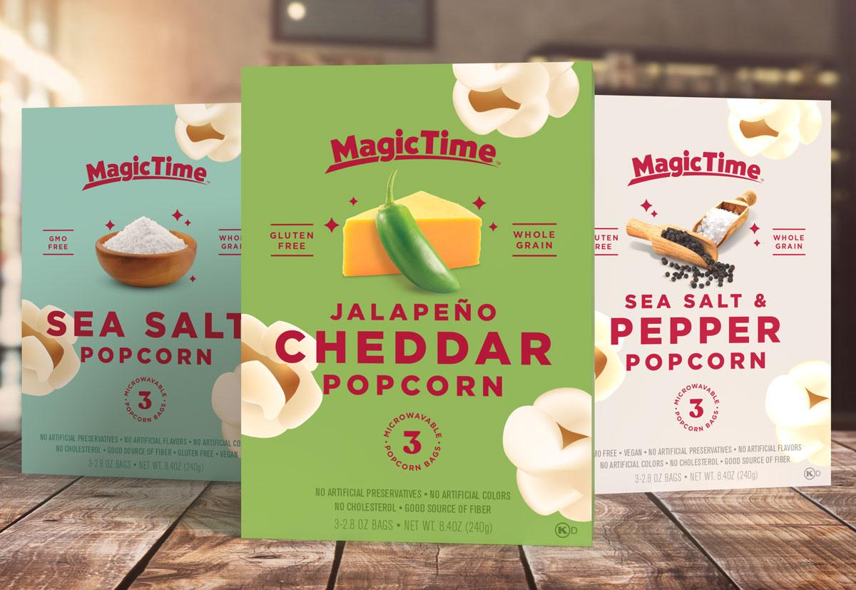 New Microwave Popcorn Flavors